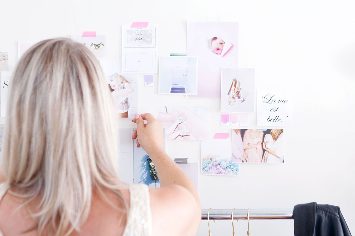 how to prepare for a branding photoshoot