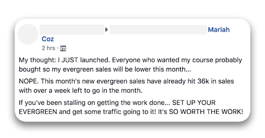 Evergreen Engines™ Review