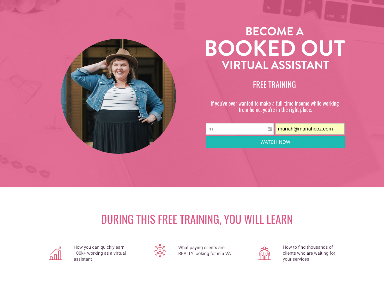 Virtual Assistant Training Online Course Topic