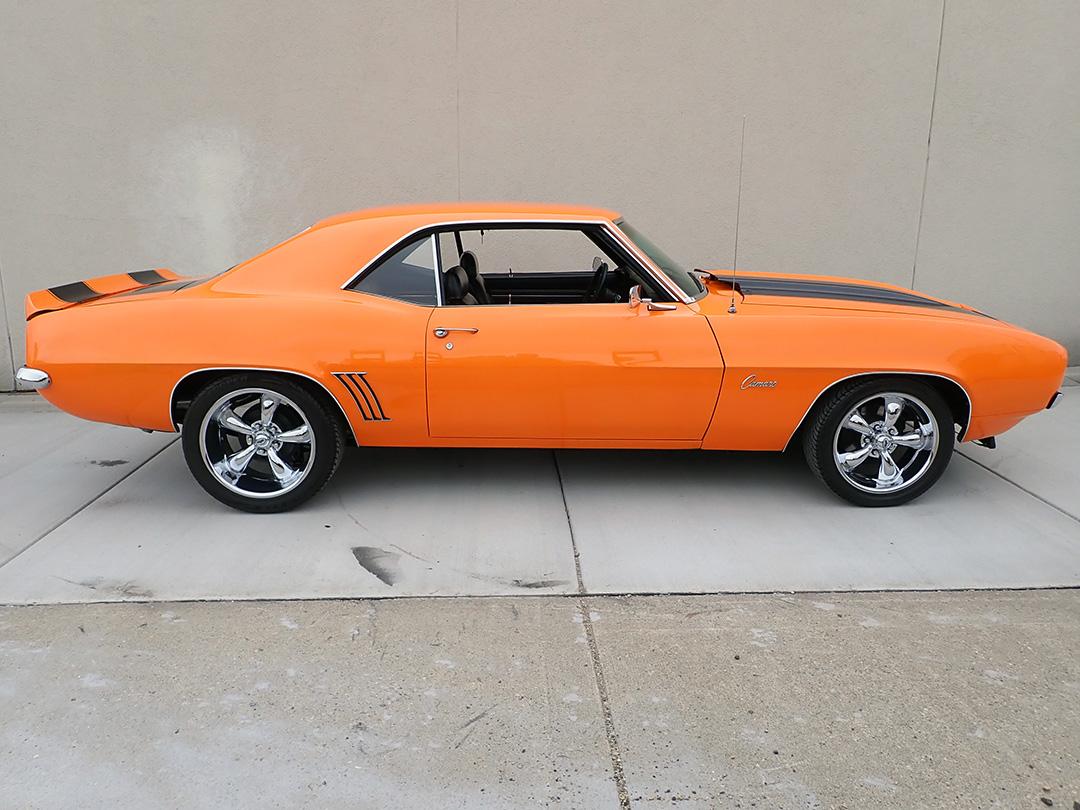 2 1969 Chevrolet Camaro LP Collection.jpg