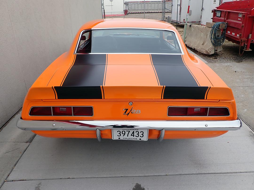 4 1969 Chevrolet Camaro LP Collection.jpg