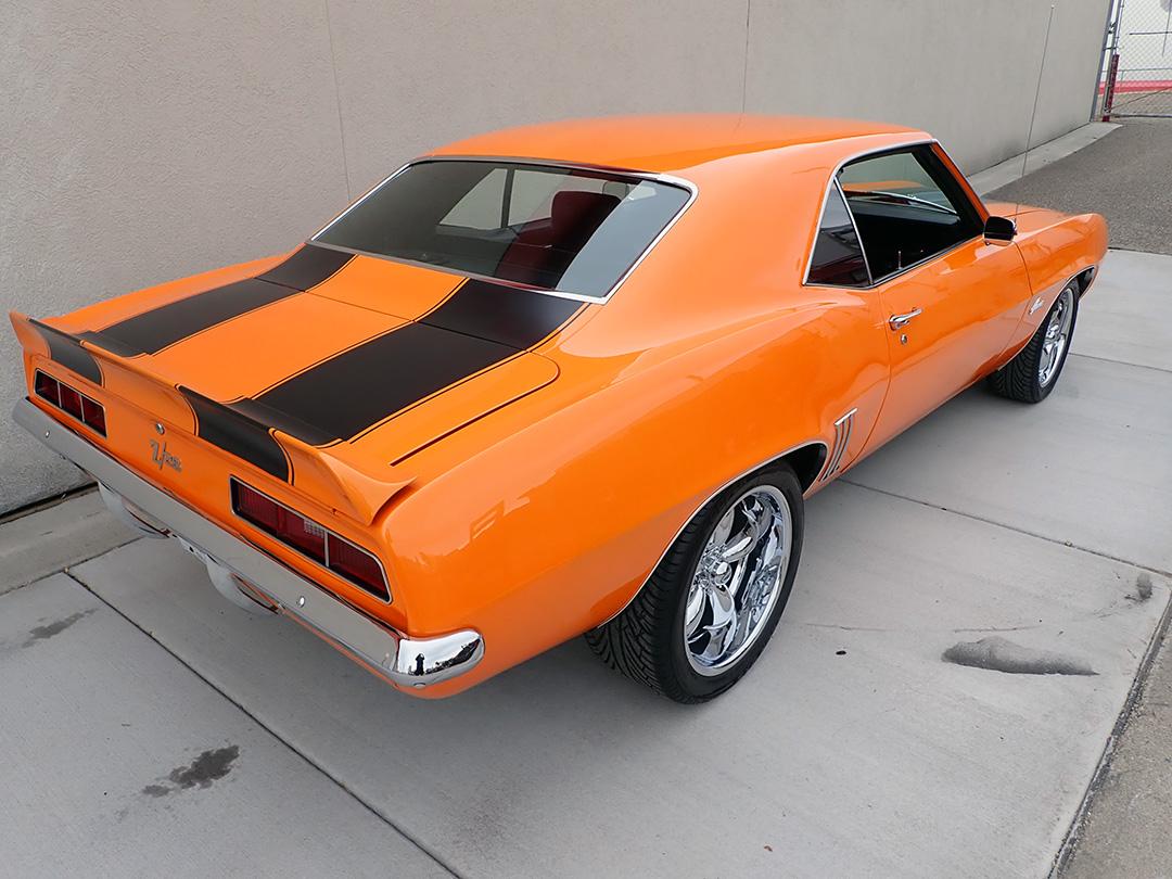 5 1969 Chevrolet Camaro LP Collection.jpg