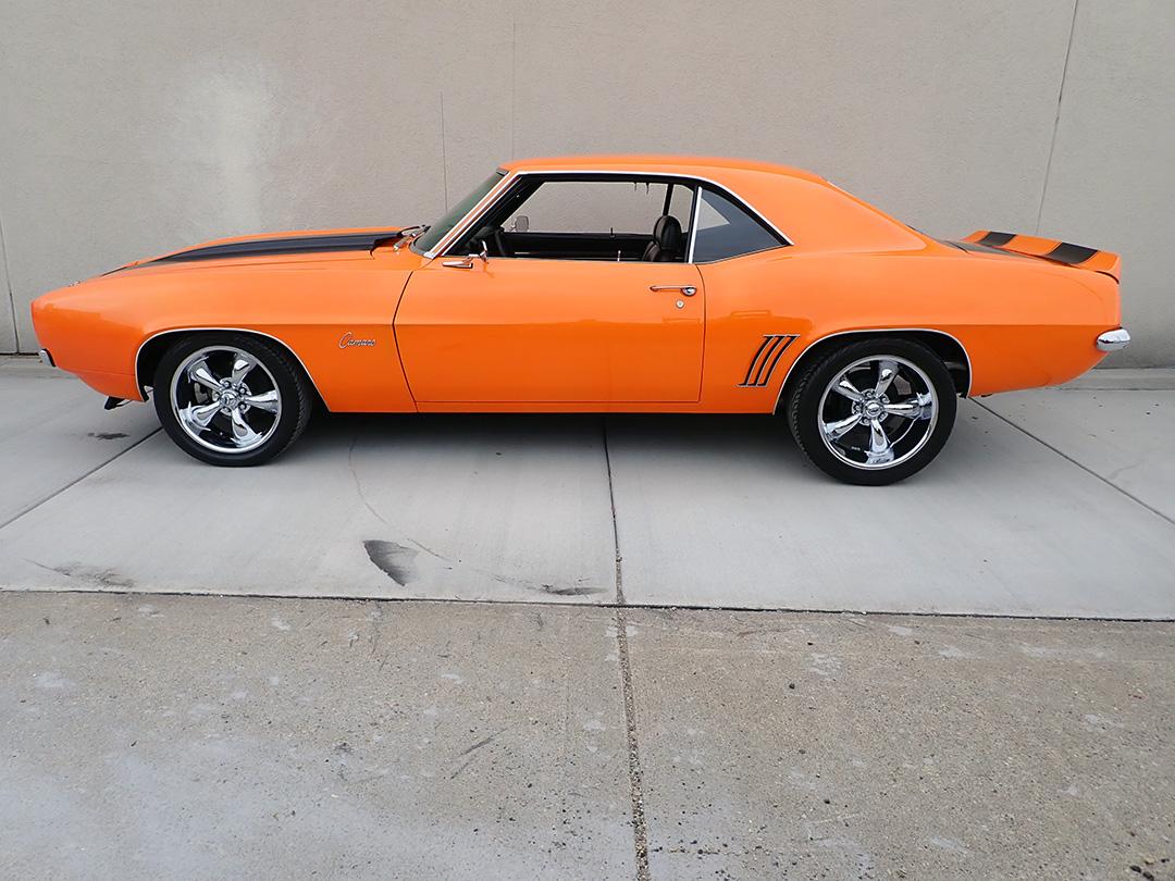 6 1969 Chevrolet Camaro LP Collection.jpg