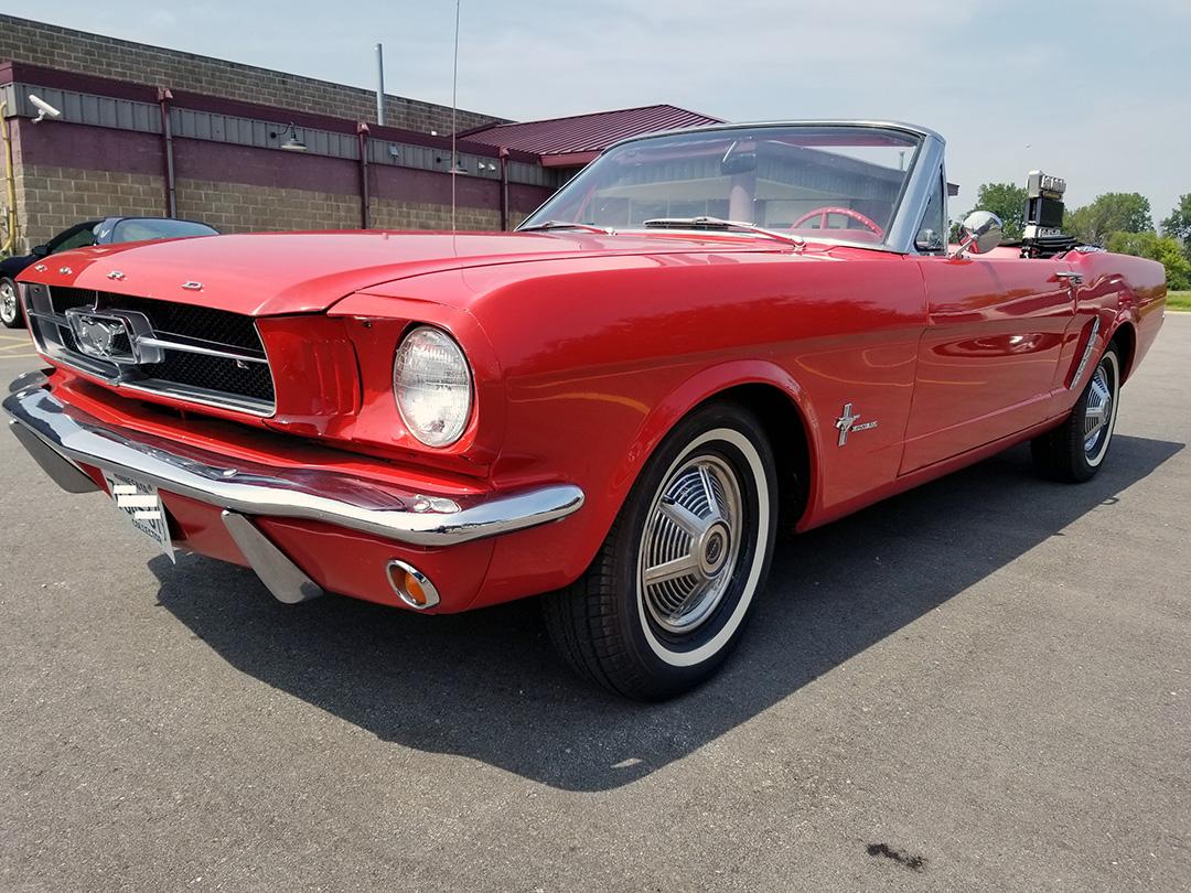 1 1965 Ford Mustang Convert Spring Grove.jpg