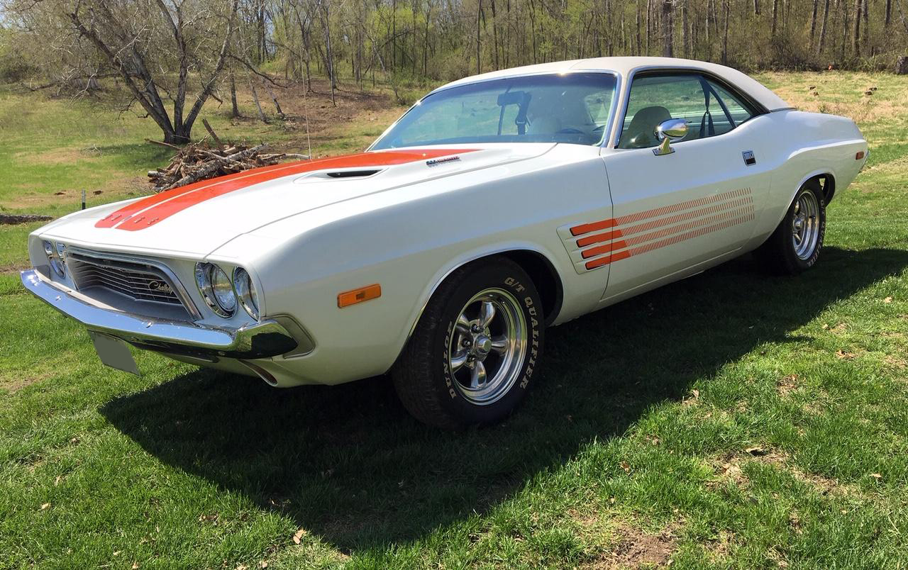1974 Dodge Challenger — SG Auction