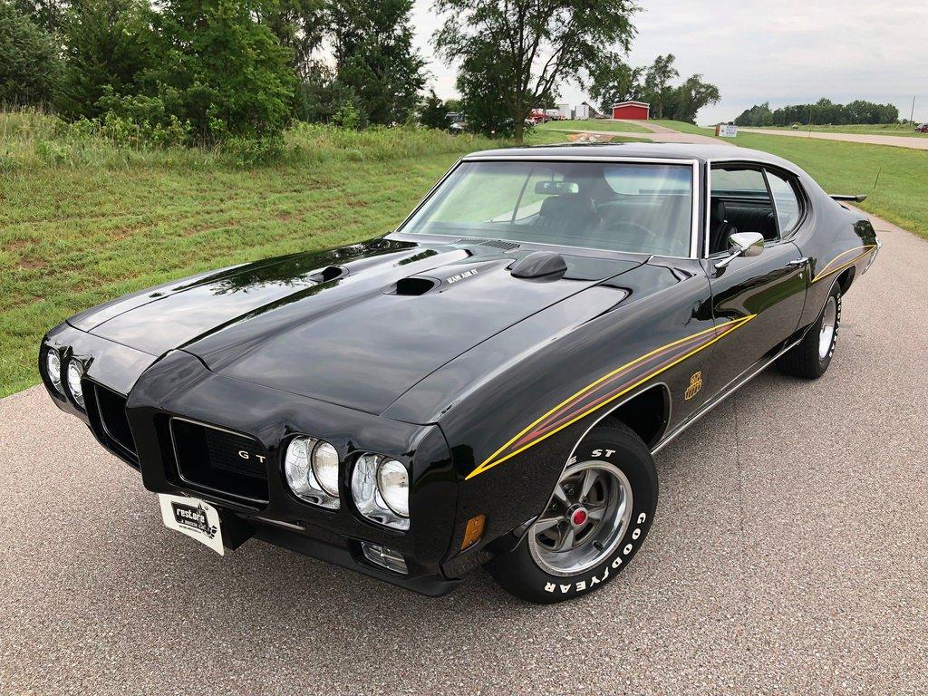 1970 GTO JUDGE RAM AIR IV