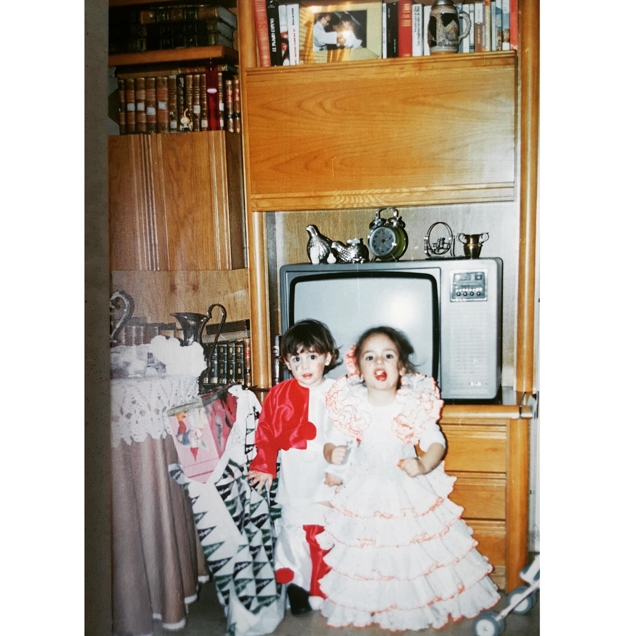 À la gypsy family... where it all began...