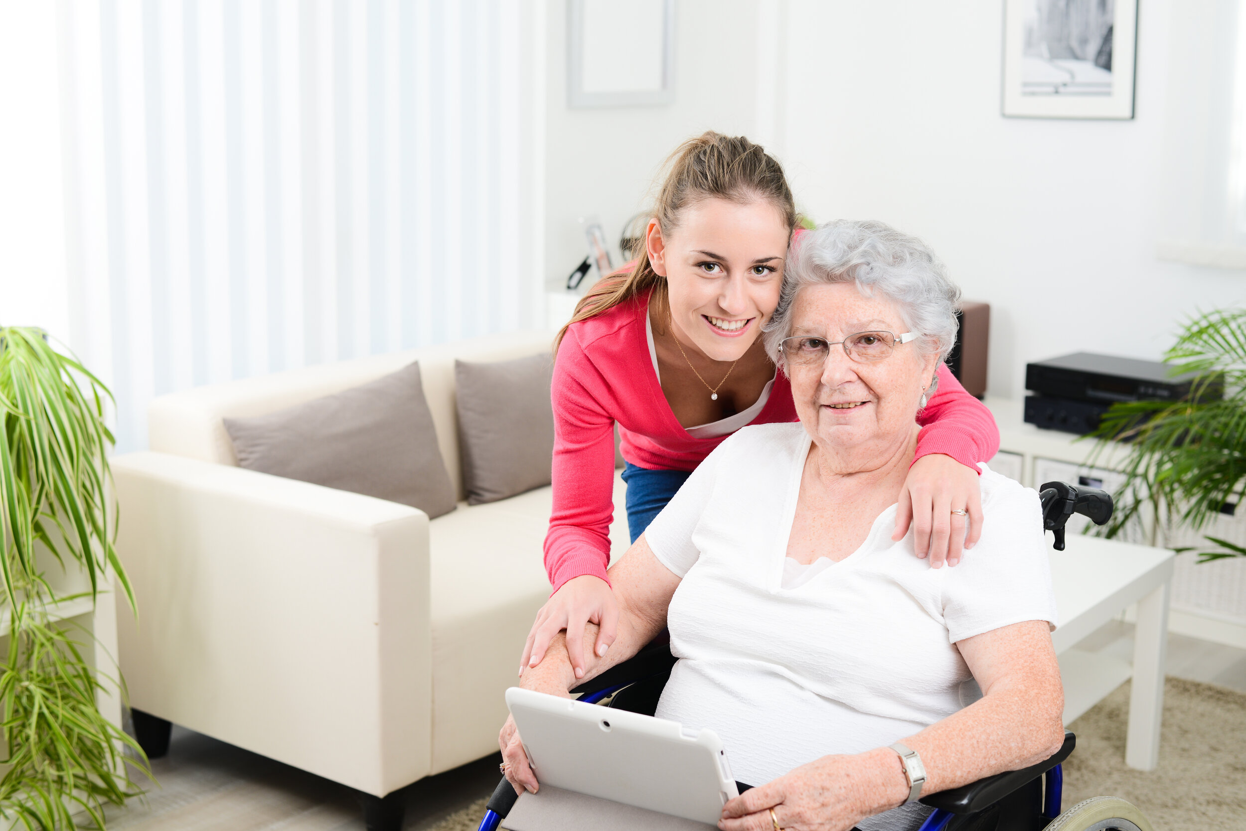 Peace at Home Caregivers Assistance With Technology At Home