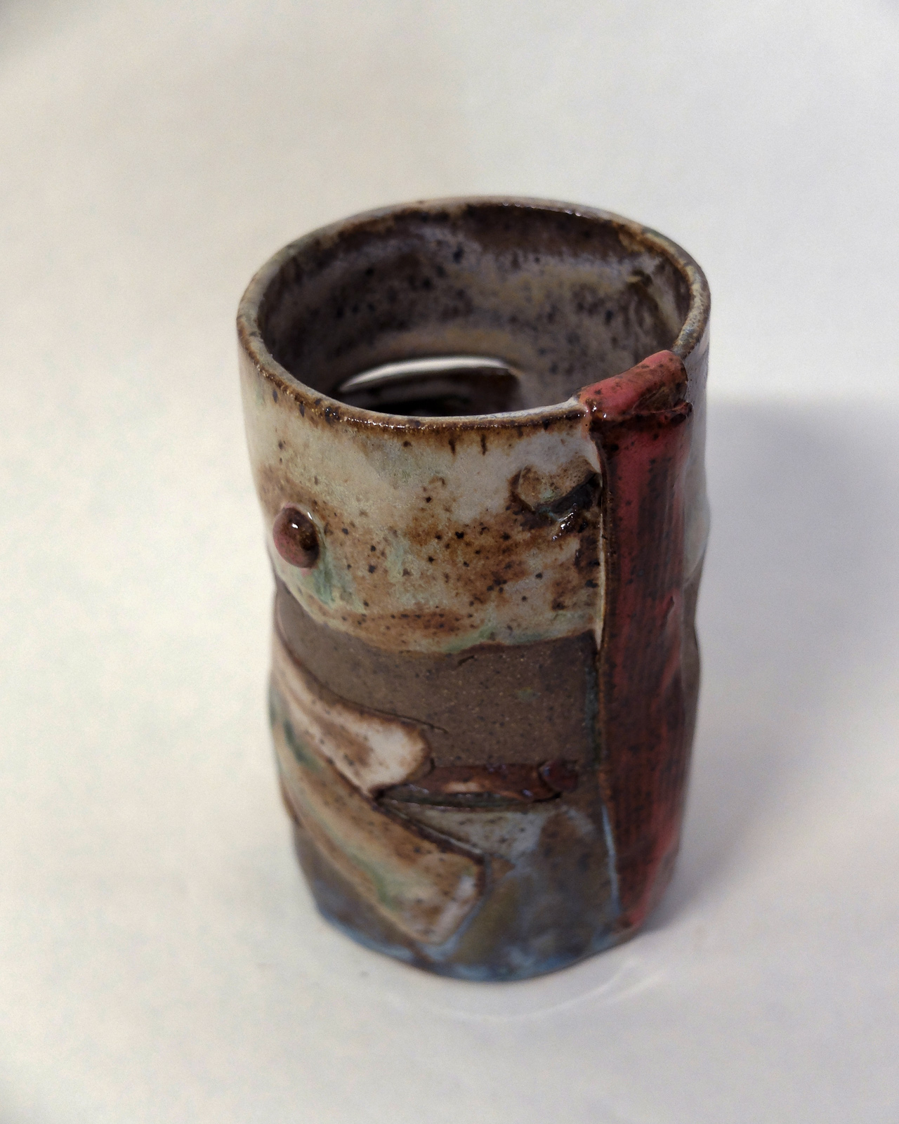 Red River Series #2 Pencil Holder