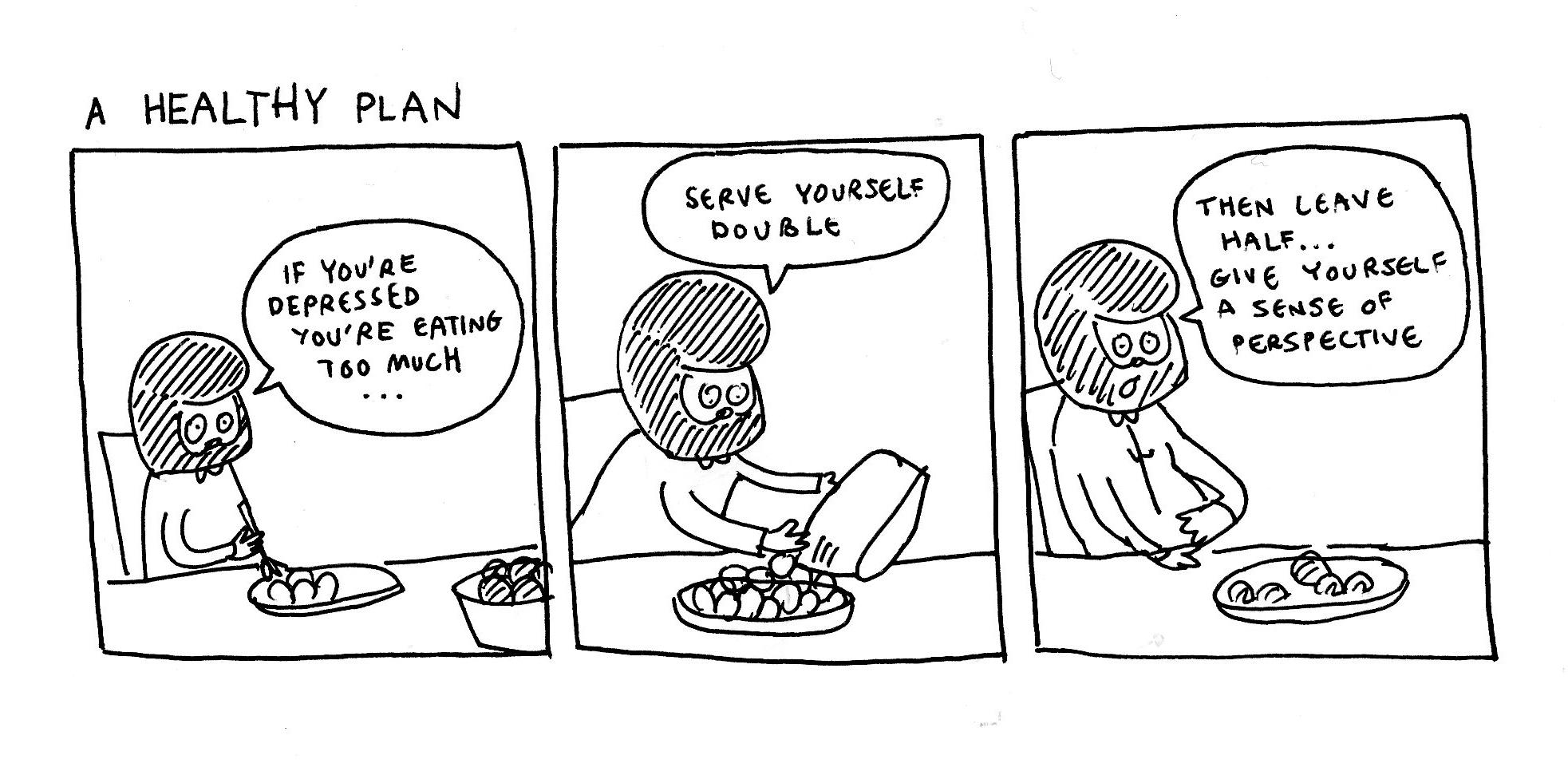 A Healthy Plan