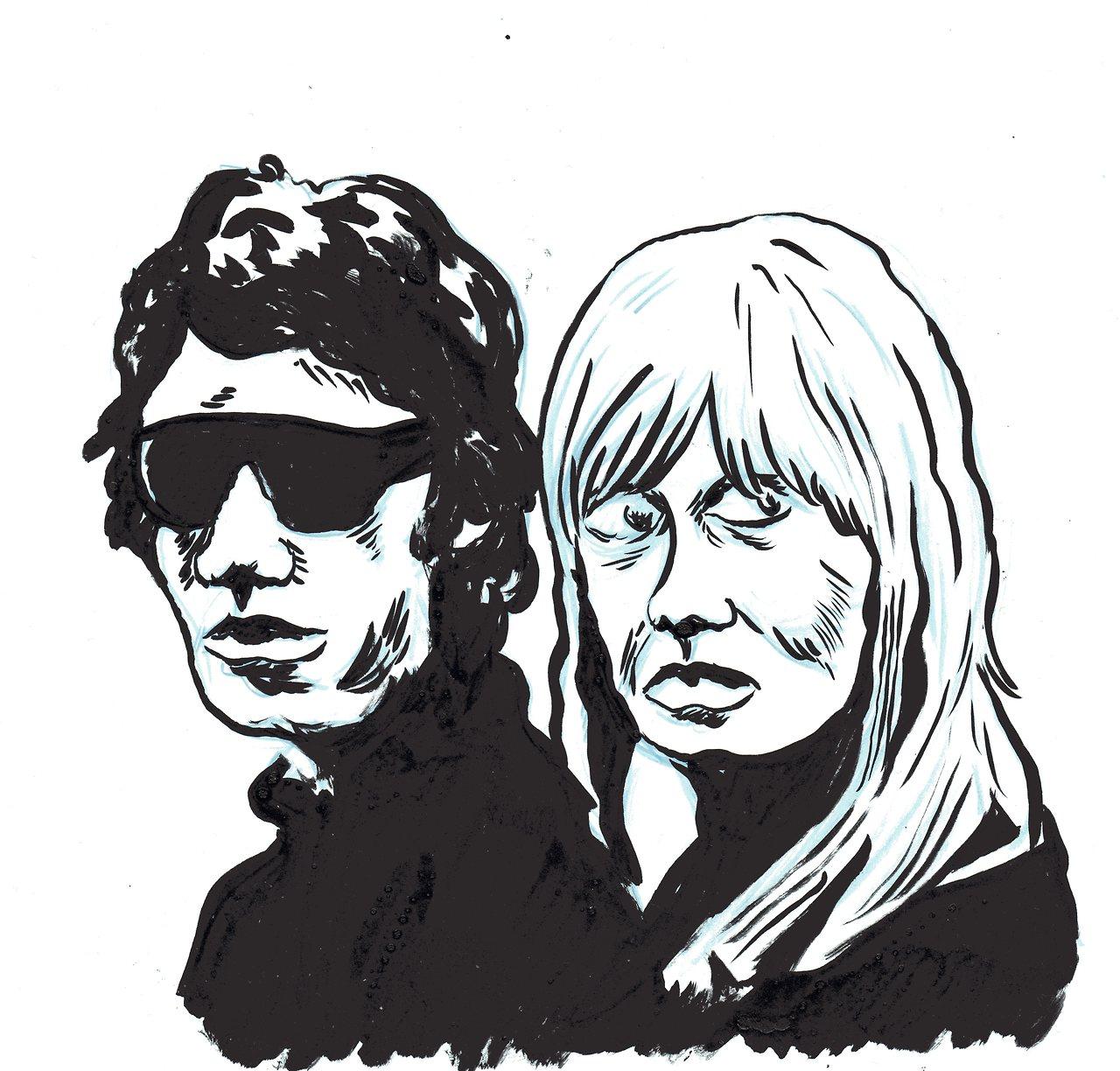 Nico and Lou
