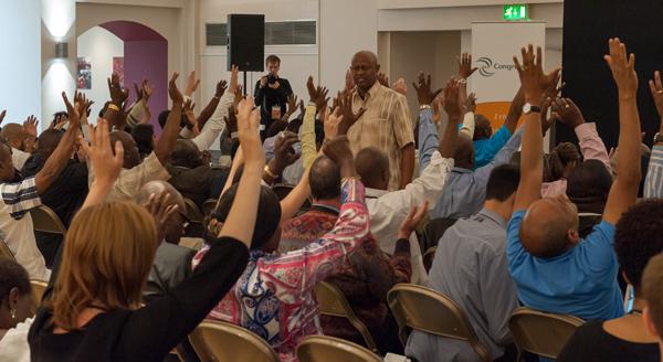 Engagement Seminar-Durban, South Africa