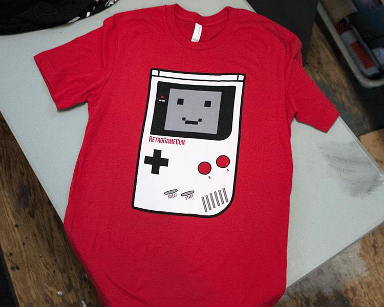 Finished, cured shirt