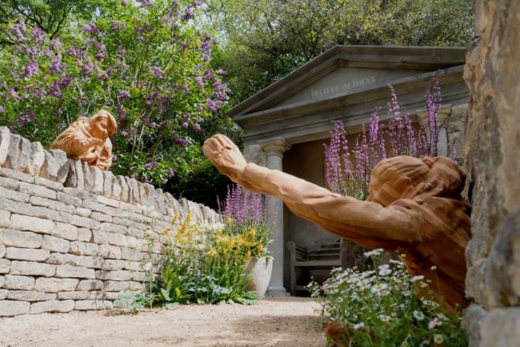 Meningitis Now Futures Garden - RHS Chelsea Flower Show 2016