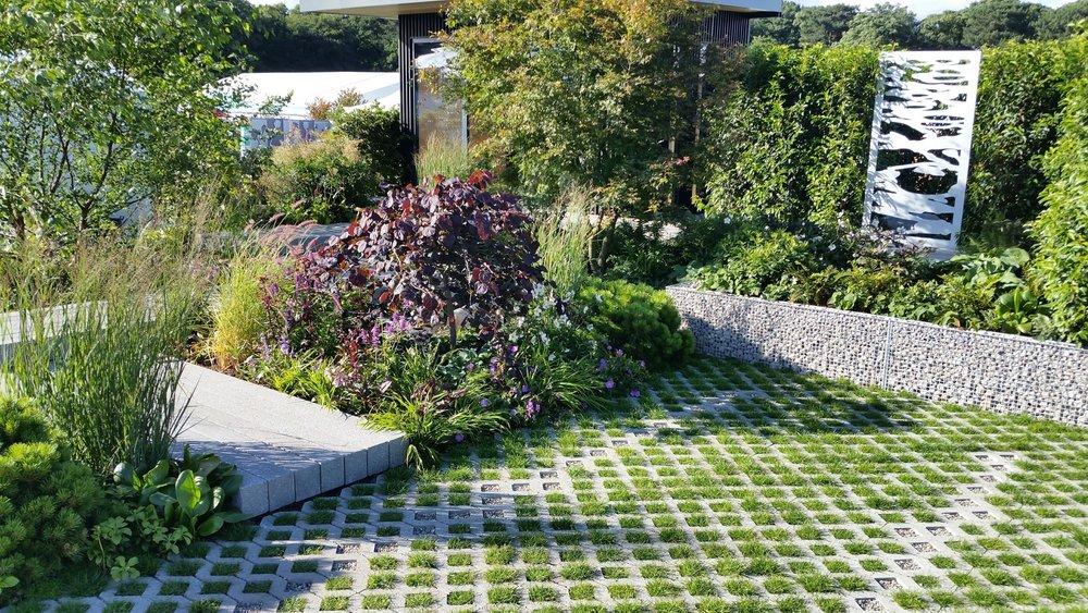 Slow the Flow - RHS Tatton Park Flower Show 2017