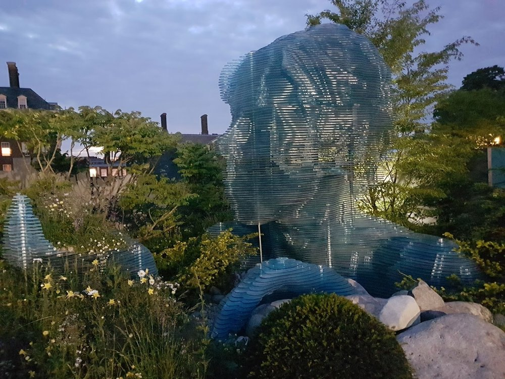 Mother Nature - RHS Chelsea Flower Show 2018