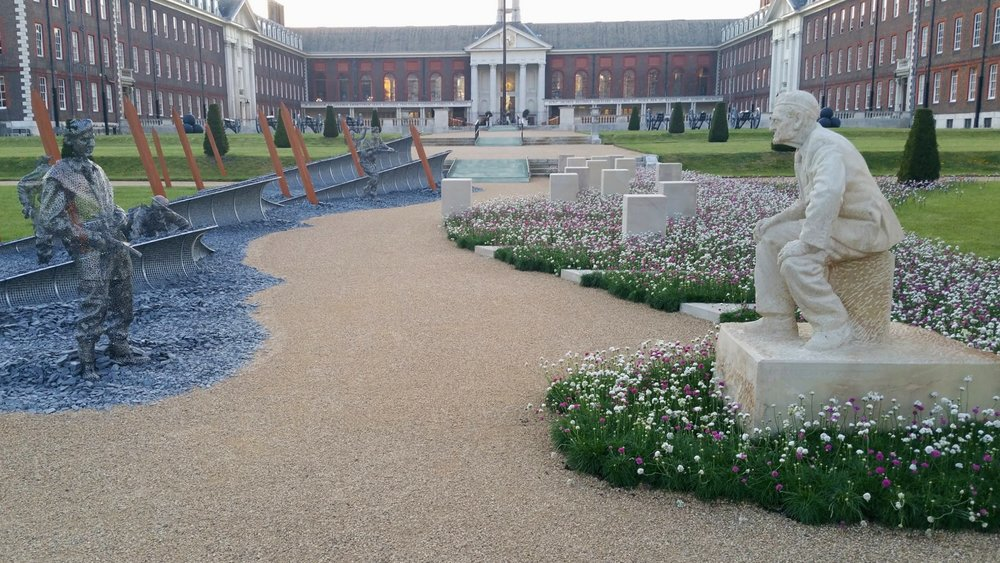 D-Day 75 - RHS Chelsea Flower Show 2019