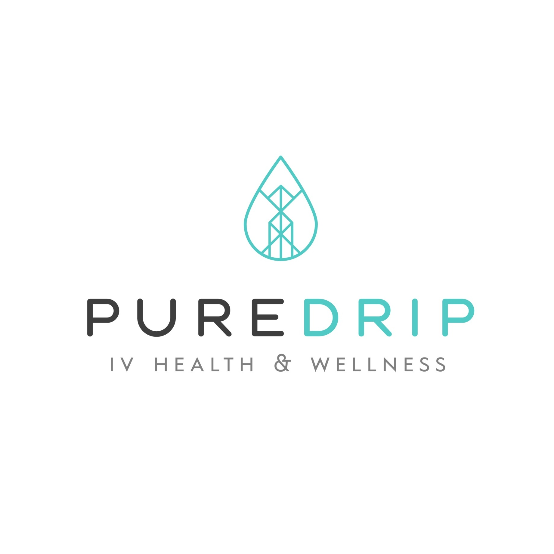 PURE DRIP   brand identity · web · advertising