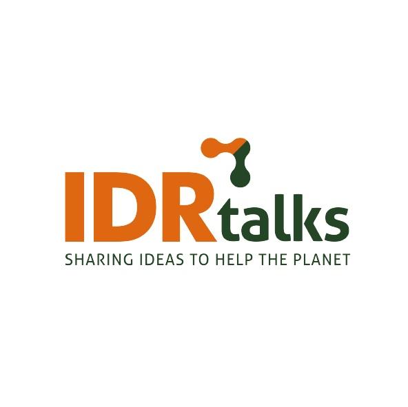 IDR TALKS   brand identity