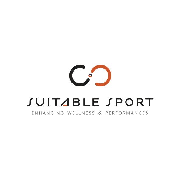 SUITABLE SPORT   brand identity