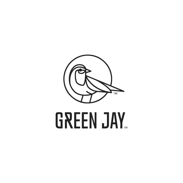 GREEN JAY   brand identity · packaging · product