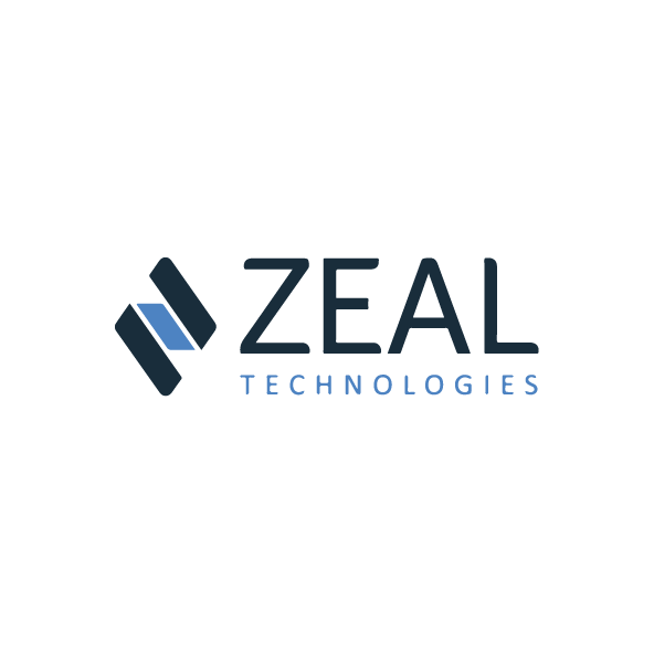 ZEAL   brand identity