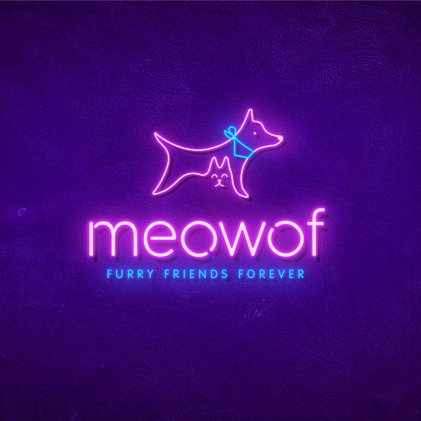 MEOWOF   branding