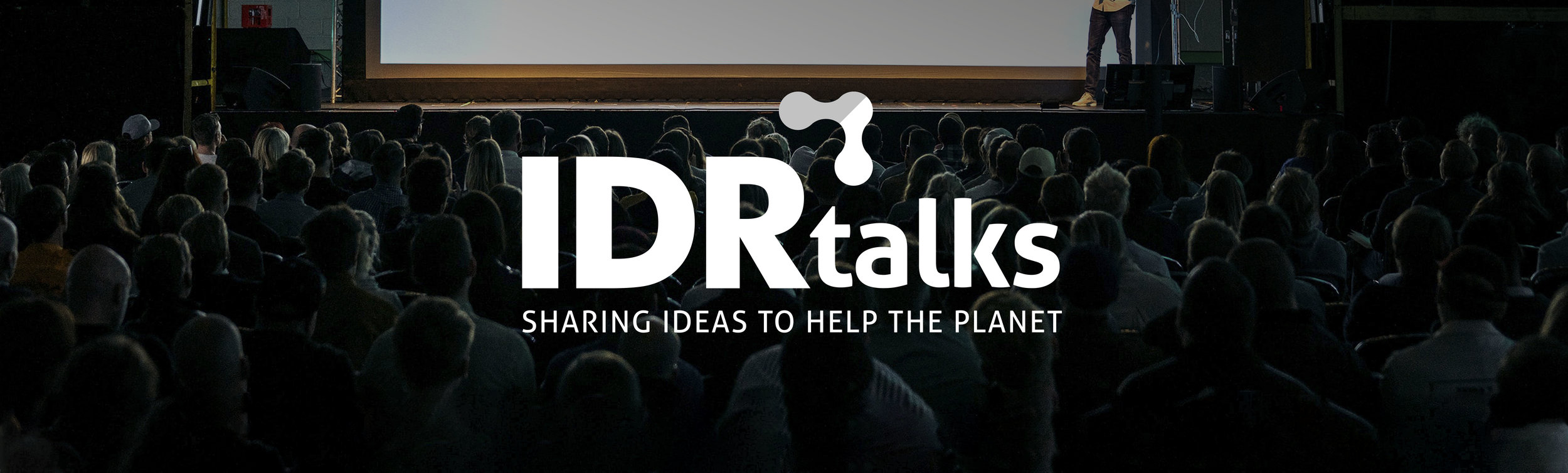 IDRtalks   branding