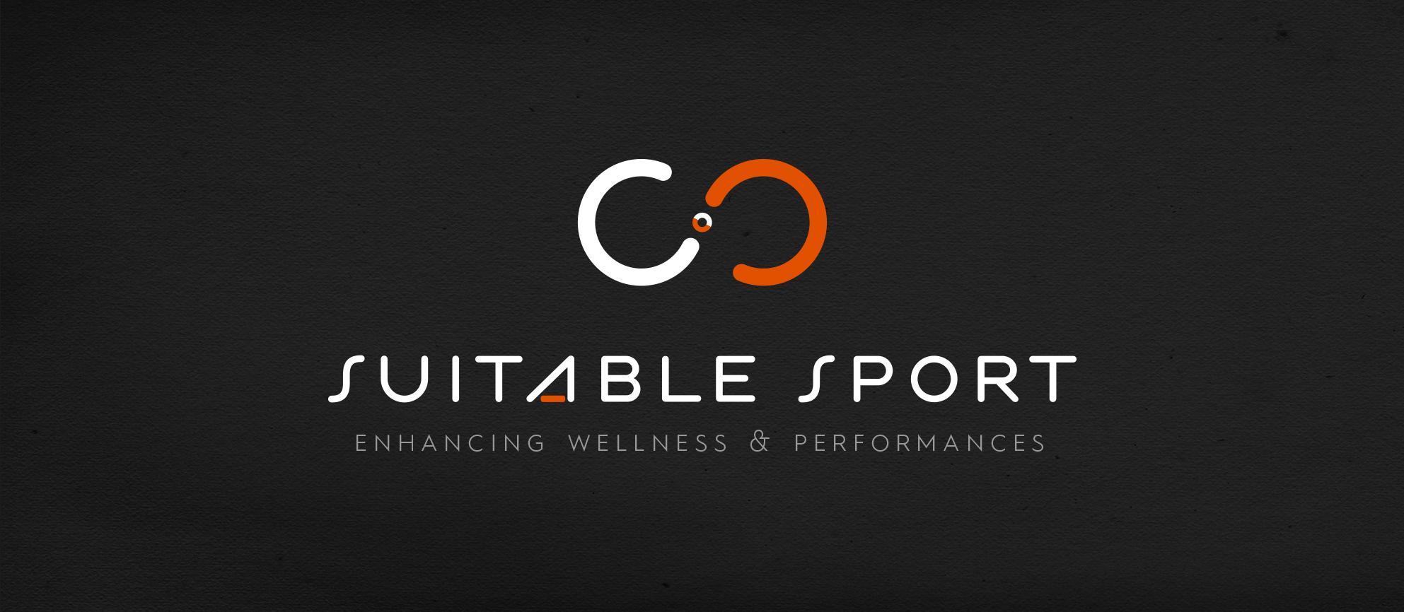 SUITABLE SPORT   branding