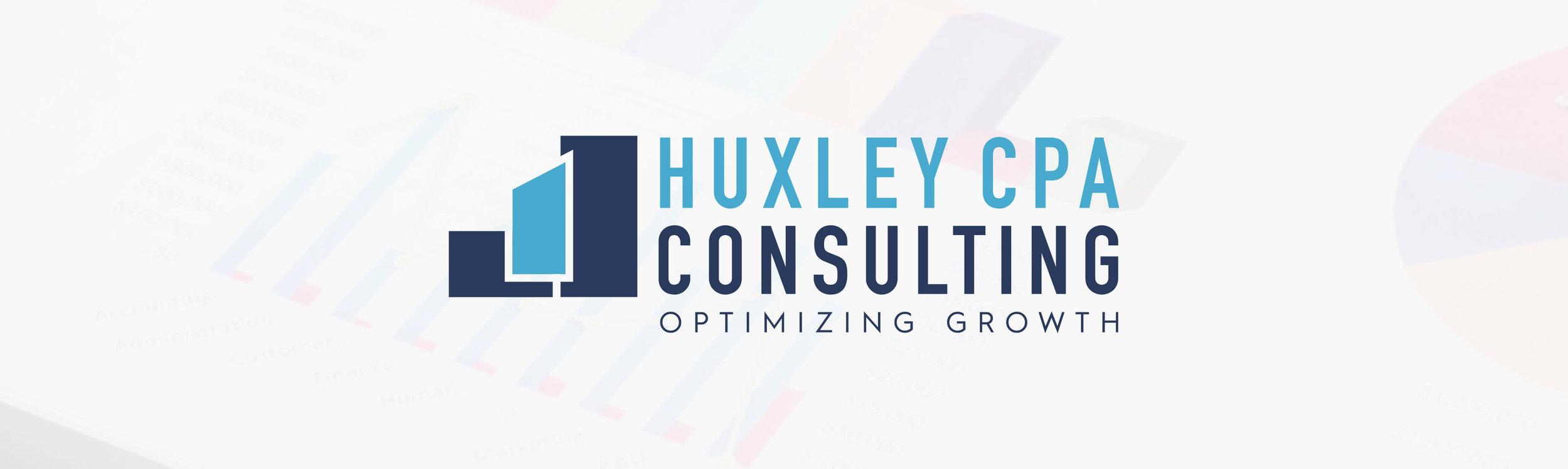 HUXLEY CPA   branding