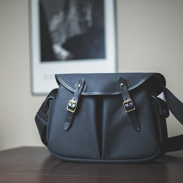 Coming this week: full review of this quintessentially British camera bag, the Brady Kennet from @brno_balens