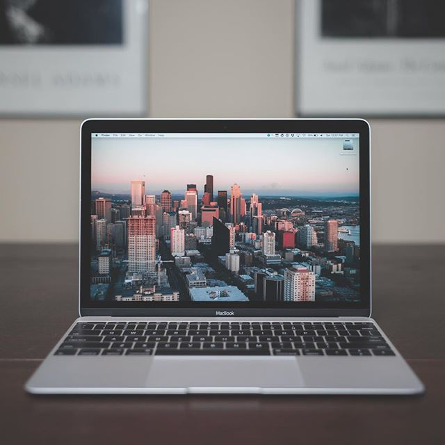 "Full review of the new 12"" MacBook on Drewtensils now!  #macbook #retina #review"
