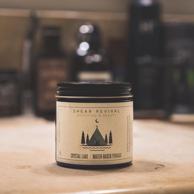 "The glowing reviews and awards this stuff continues to receive is well-deserved. It's the real deal, and at the very top of my list in the ""Drewtensils Guide to Pomade"" that I'm working on.  #pomade #menshair #barber #handmade #homebrewed"