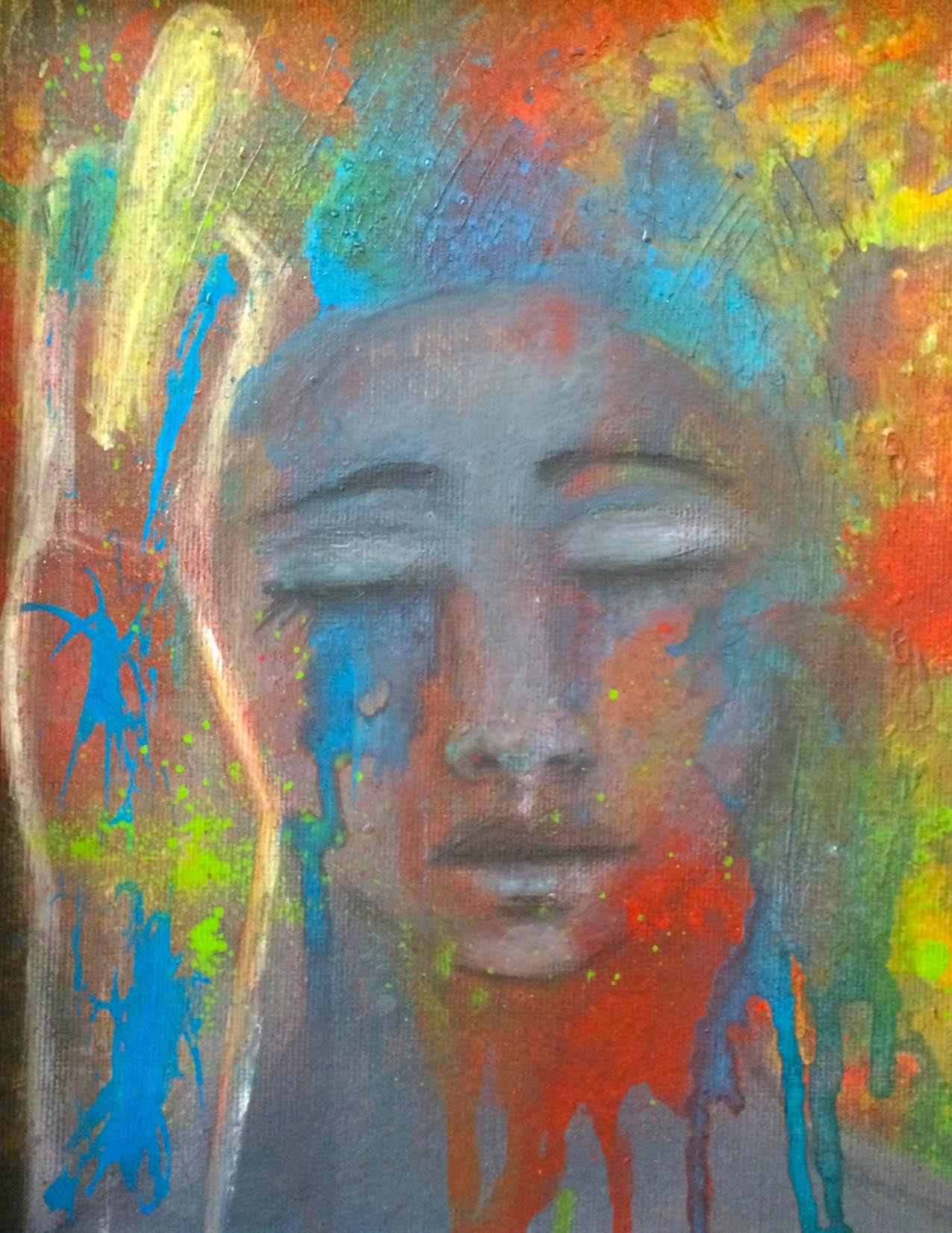 """Emerging from the Dark,"" by Stephanie Gagos"