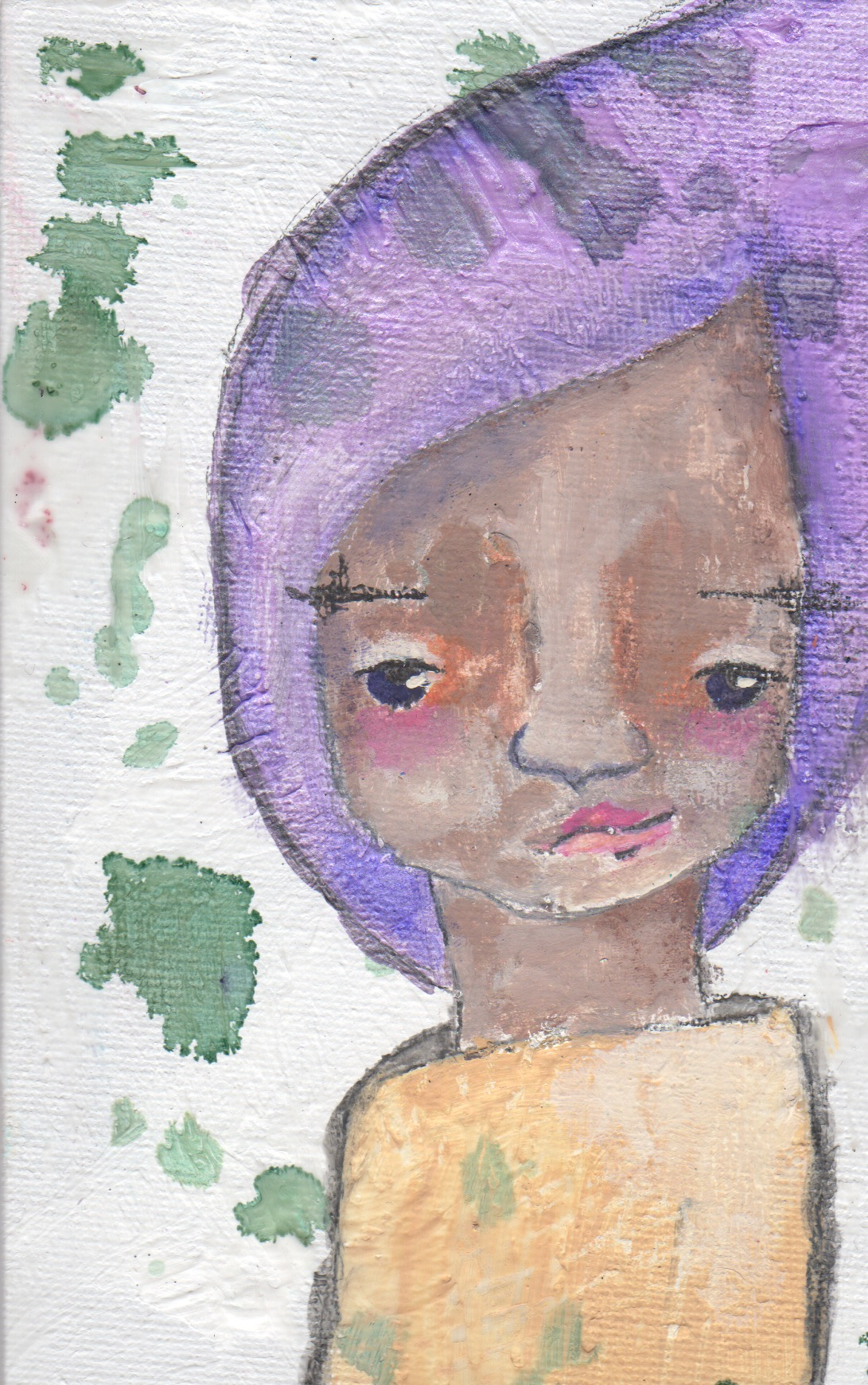 Artwork by Nolwenn Petitbois