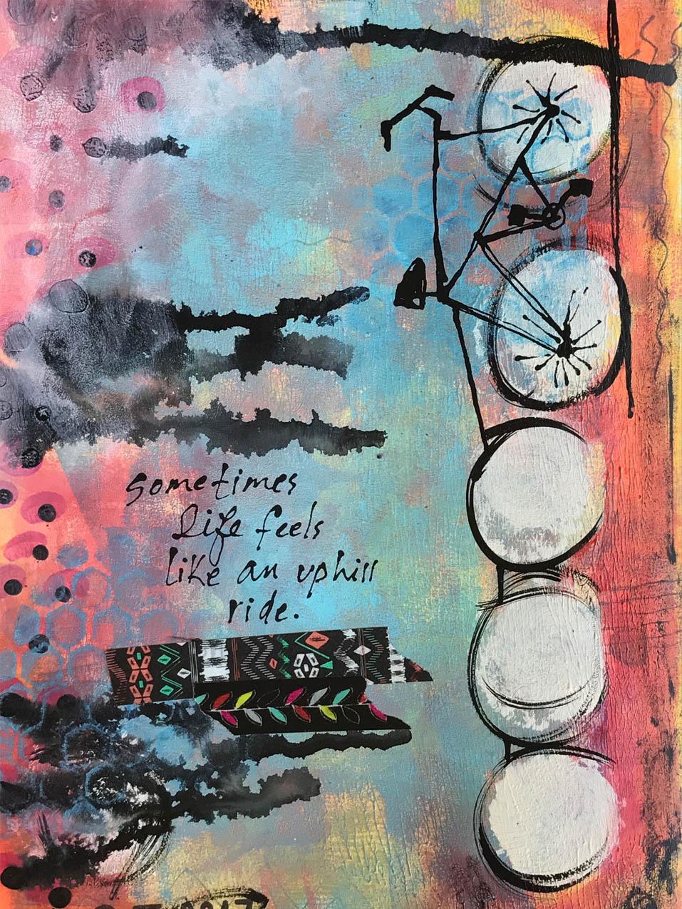 artwork by Syda Howery