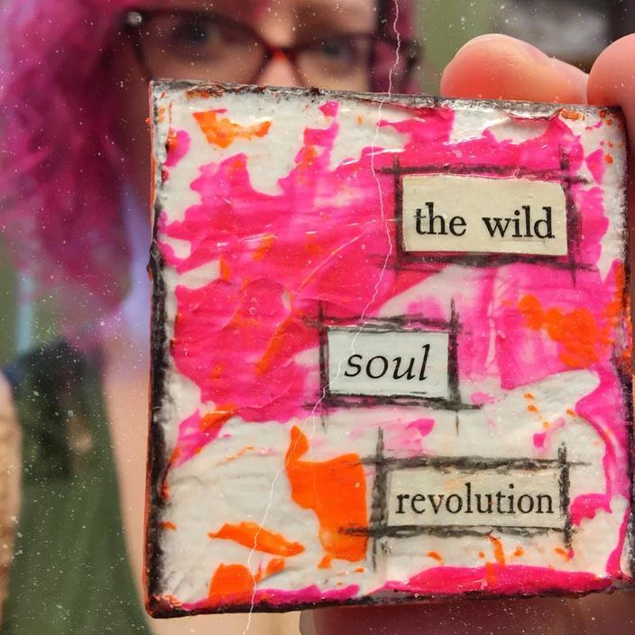 Amanda Fall: creator, editor, & publisher