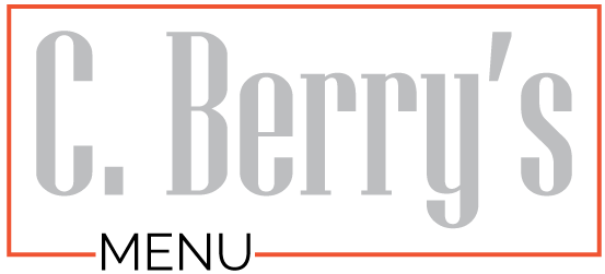 C. Berry's Lincoln Menu