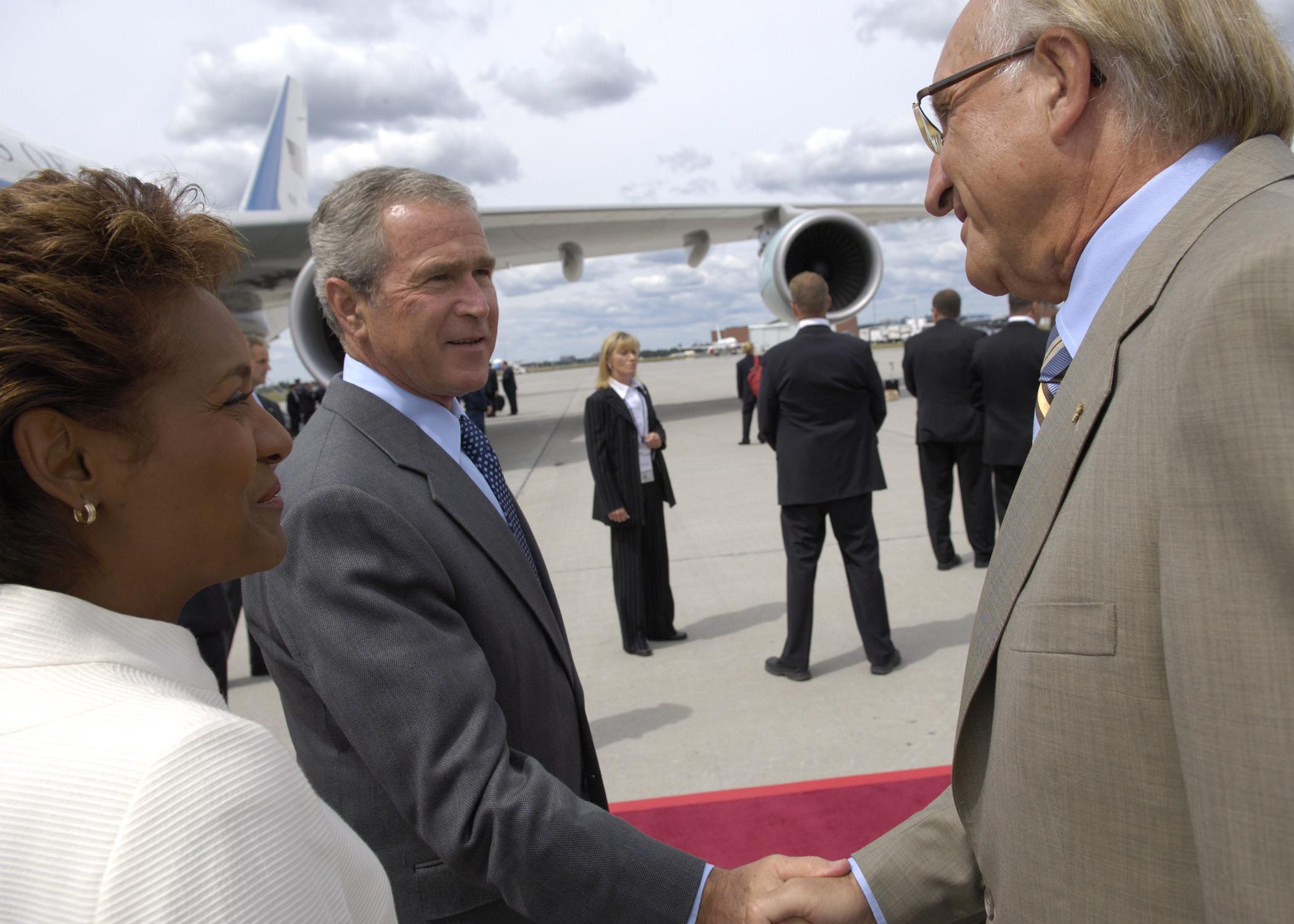 Visite du présient Bush 2007.jpg