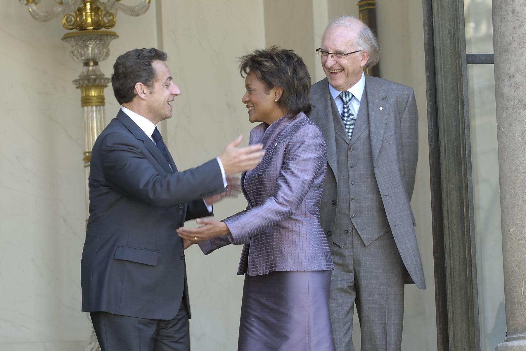 France, President de la République Française, Son Excellence Nicolas Sarkozy (2).jpg