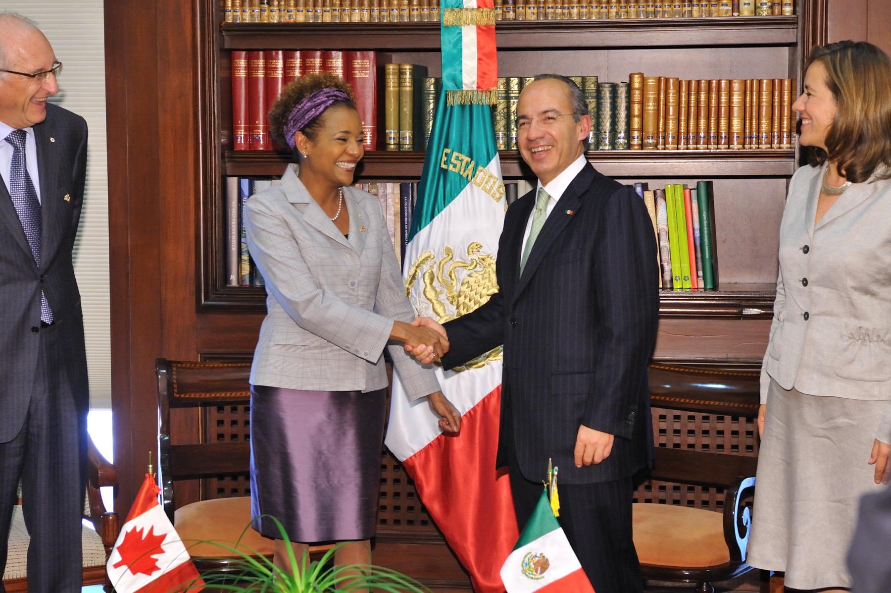 Mexico, Président, S.E. Felipe Calderón Hinojosa, décembre 2009 (2).jpg