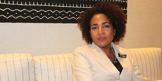 Michaëlle Jean, Secrétaire générale de l'Organisation Internationale de la Francophonie (OIF). © DR