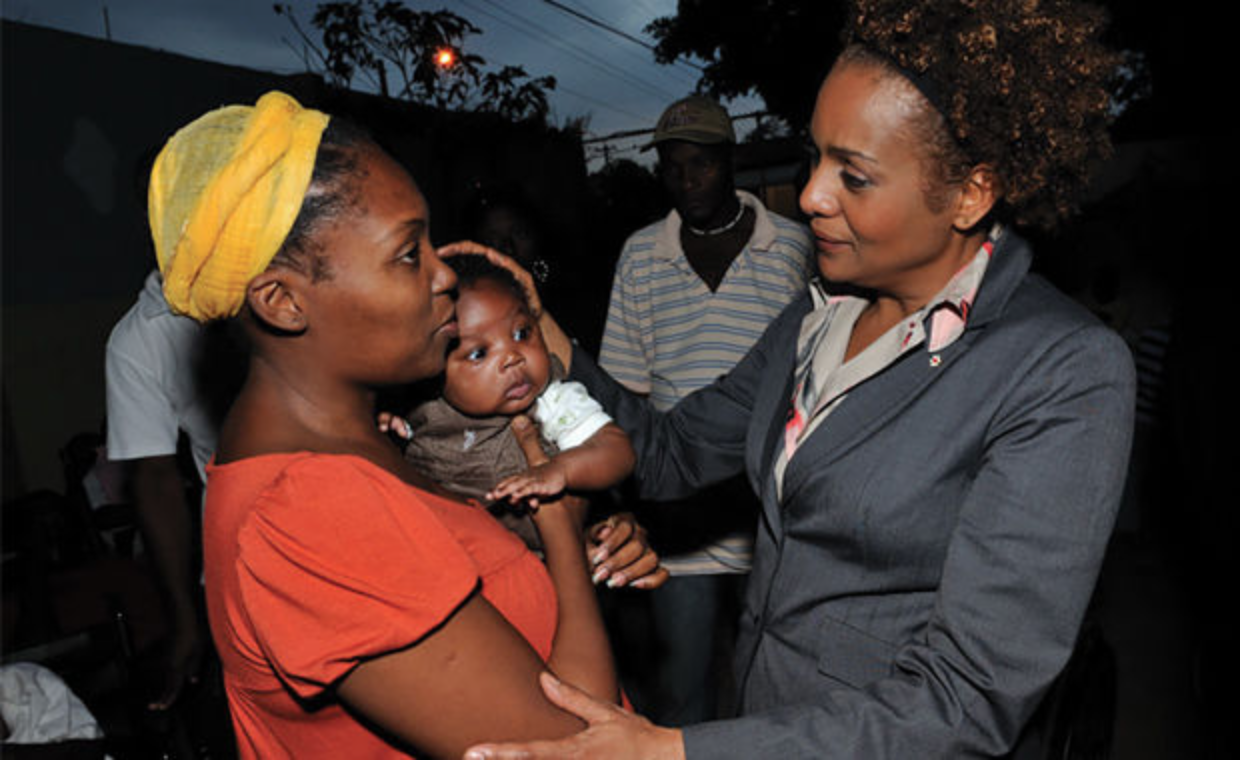 Michaëlle Jean , the 27th Governor General of Canada, shares her family's experience and challenges of adapting to life in Canada. As Haitian refugees they had a tougher path than most, but it didn't stop Madame Jean from excelling in journalism, serving as the third Secretary-General of La Francophonie, and leading her own legacy project, the Michaëlle Jean Foundation.