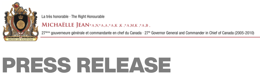 PRESS RELEASE Michaëlle Jean Dummy tighter.png
