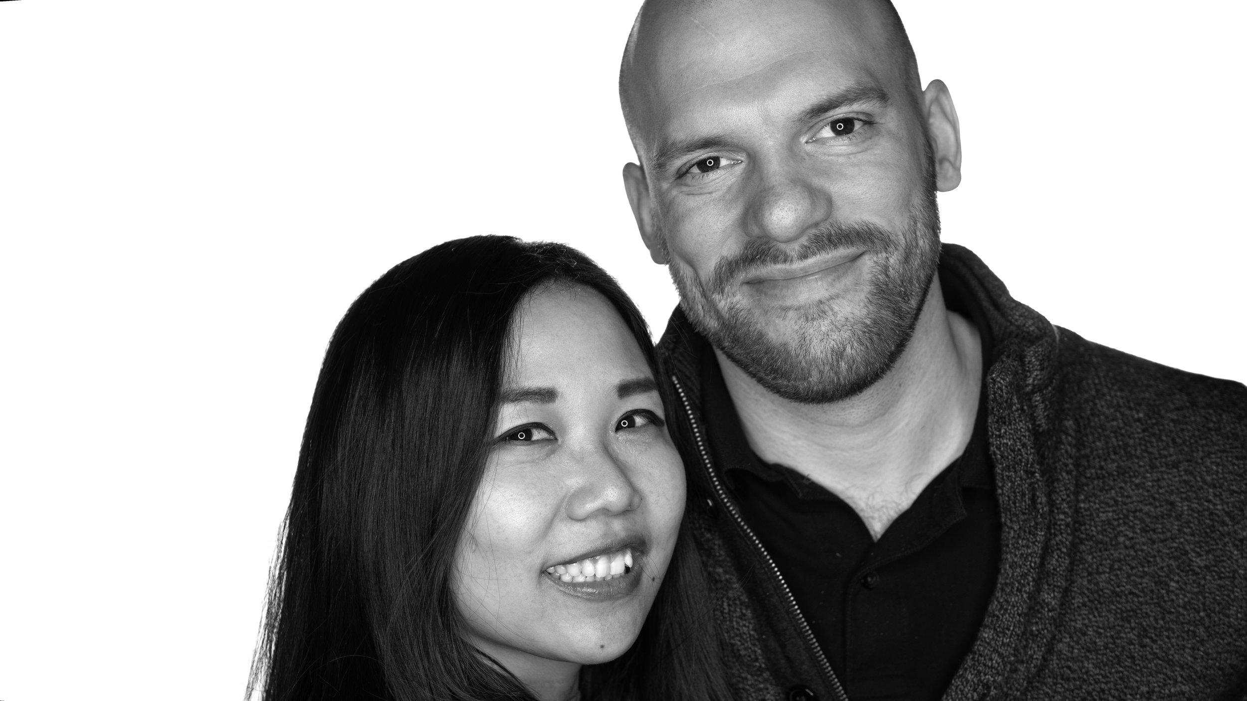 Josh and Julia - B&W.jpg