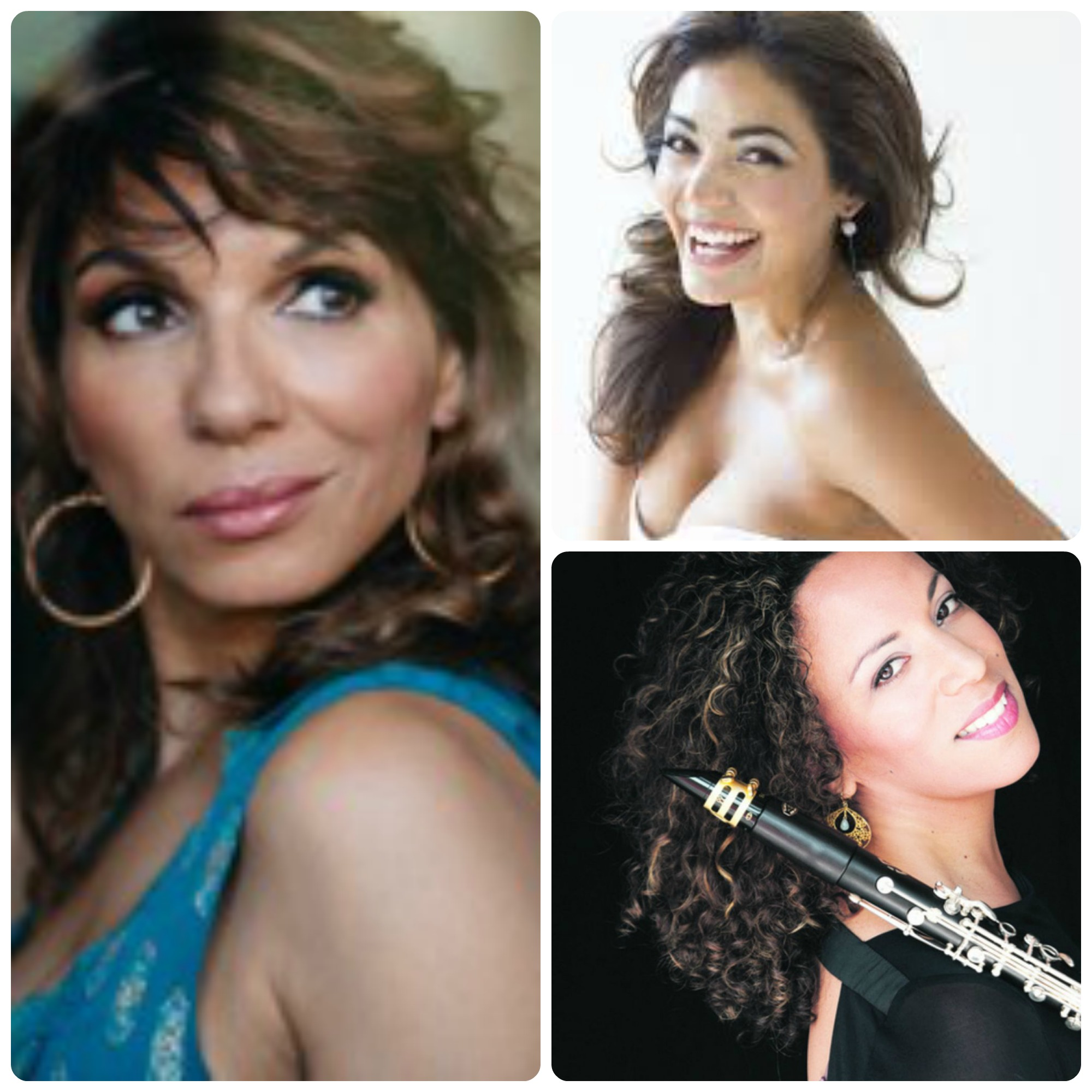 "HOLES IN THE SKY: with Mariam Adam and Ailyn Perez - Pianist Lara Downes is joined by international opera star Ailyn Perez and clarinetist Mariam Adam in a program of music by women composers, celebrating her Sony Masterworks album Holes in the Sky.""I want music that makes holes in the sky""-Georgia O'KeeffeThis concert-with-conversation features music by Clarice Assad, Layale Chaker, Maria Grever, Missy Mazzoli, Joni Mitchell, Angelica Negron, Florence Price, Sarah Kirkland Snider, Pauline Viardot and others, celebrating the power of female creativity and the women who inspire us to make holes in the sky.Presented in support of PLAN International Because I Am A Girl, the youth-led, global movement for girls' rights and gender equality."