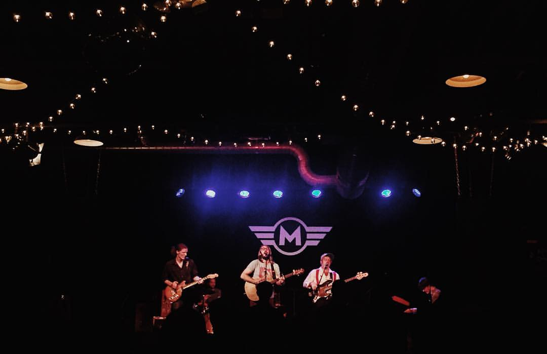 phone snap by our friend  Kristen Abigail Photography  @ Motorco, Durham NC