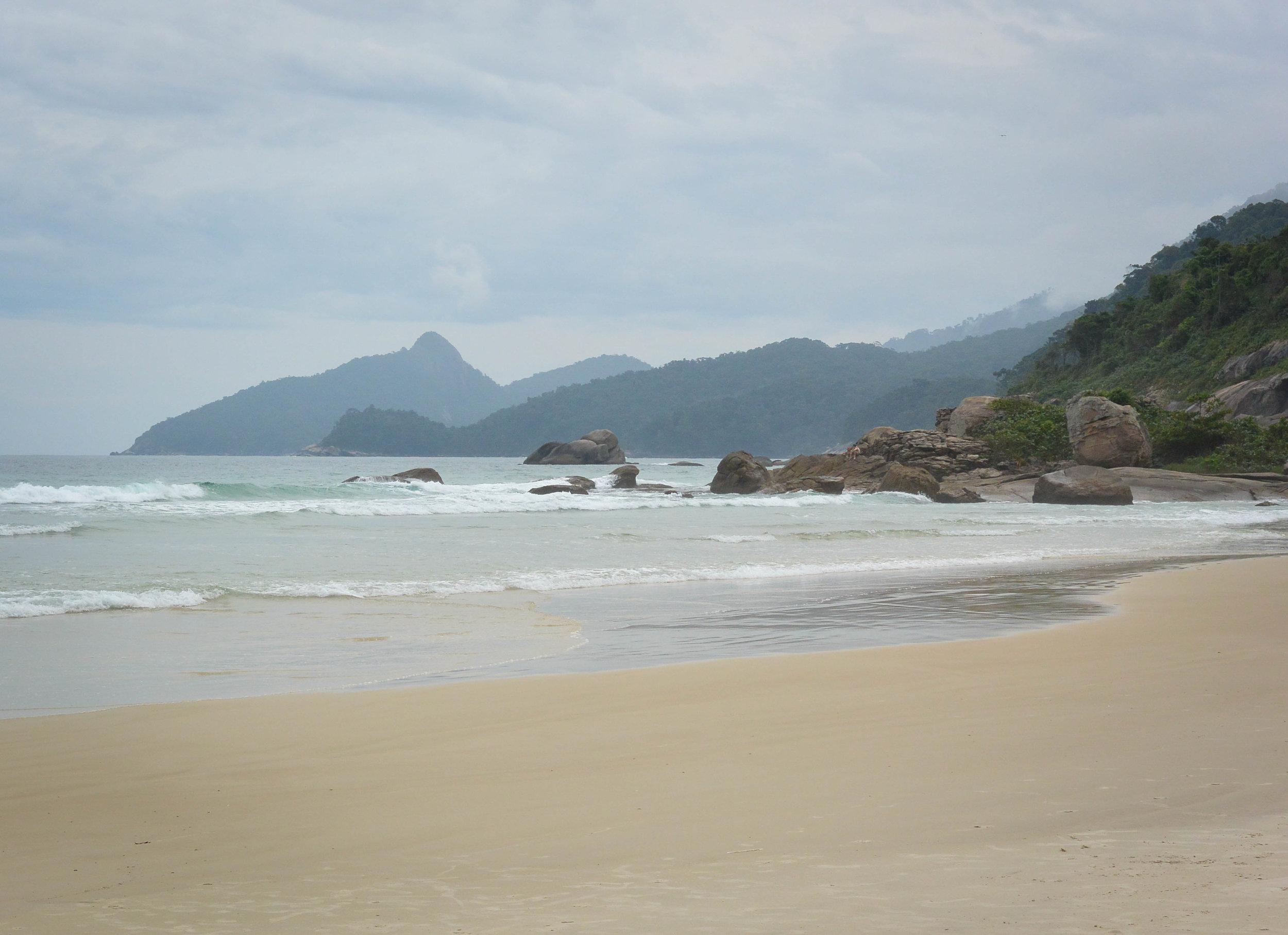 пляж лопез мендез