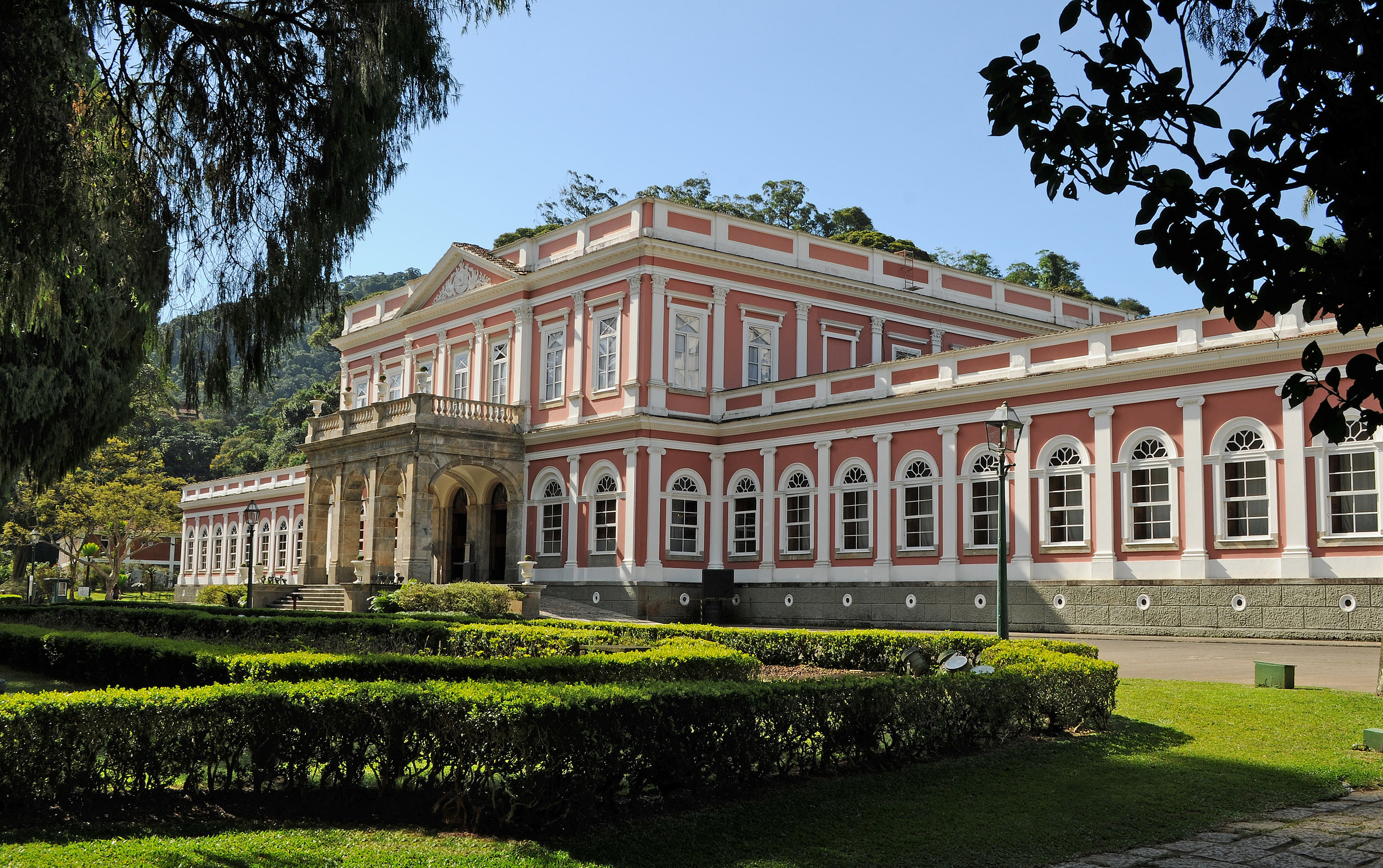 Летняя резиденция императора