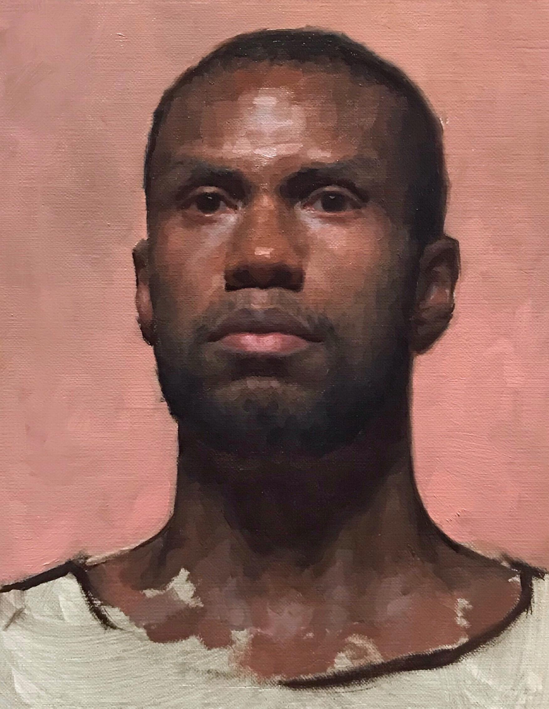 William,  oil on canvas